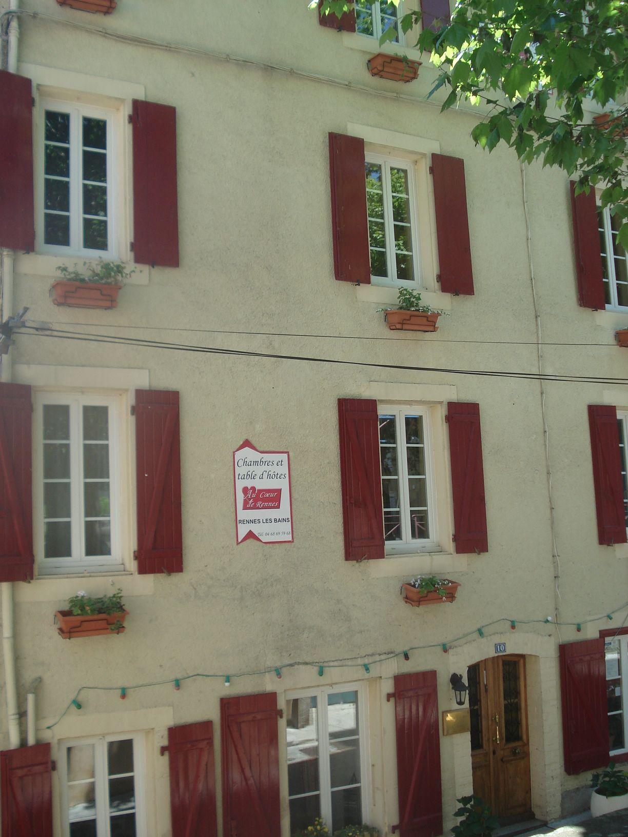 Au coeur de Rennes Bienvenue